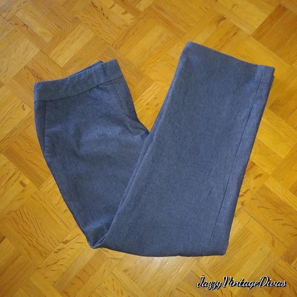 Liz Claiborne Pants - Liz Claiborne Denim Jackie Capri P8 (A3)
